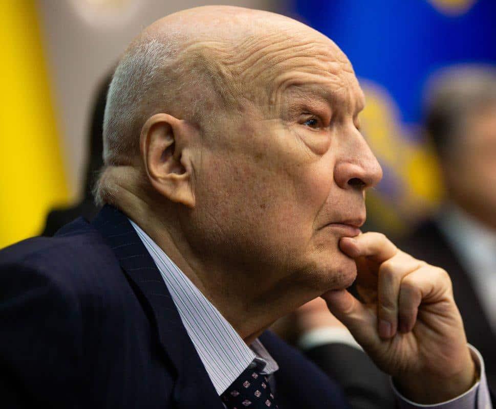 Владимир Павлович Горбулин.