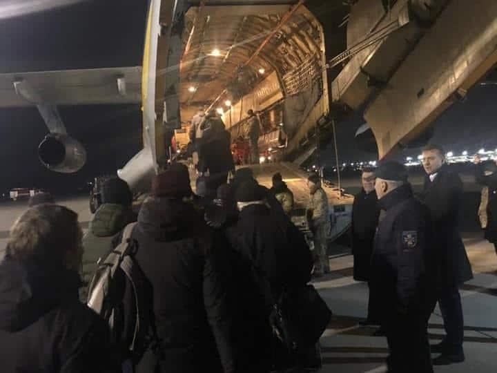 Группа экспертов с Украины отправляется в Тегеран для расследования причин катастрофы рейса PS752