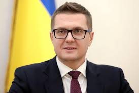 Иван Баканов, глава СБУ.