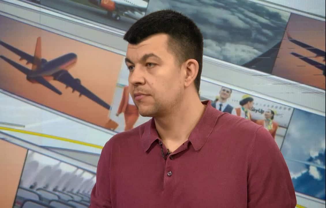 Александр Альба - совладелец туроператора Join UP! и авиакомпании SkyUp