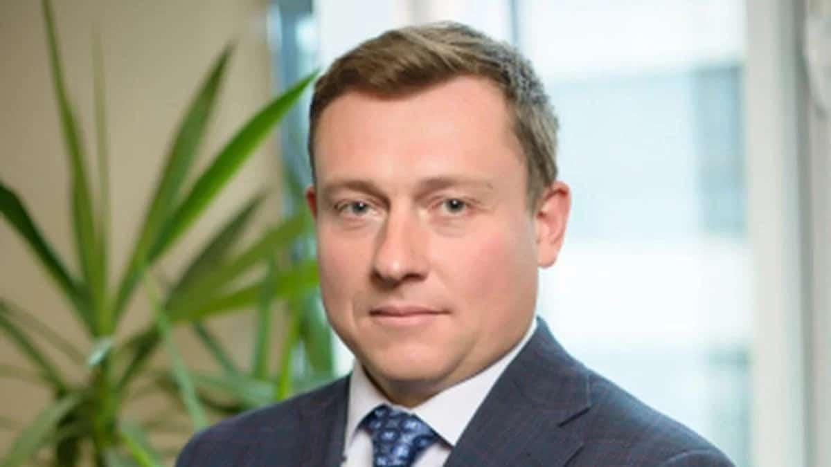 Первый заместителя директор Государственного бюро расследований (ГБР) Александр Бабиков