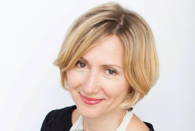 Марина Песенти - директор Украинского института в Лондоне.