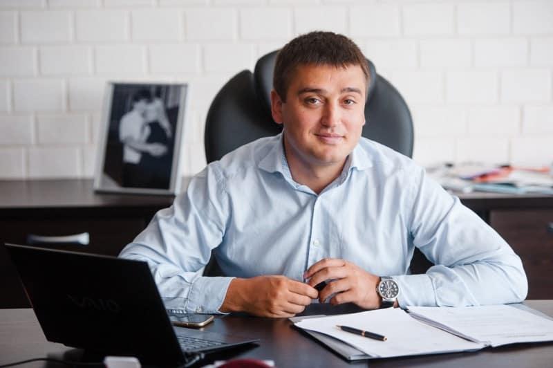 Заместитель министра цифровой трансформации Алексей Борняков.
