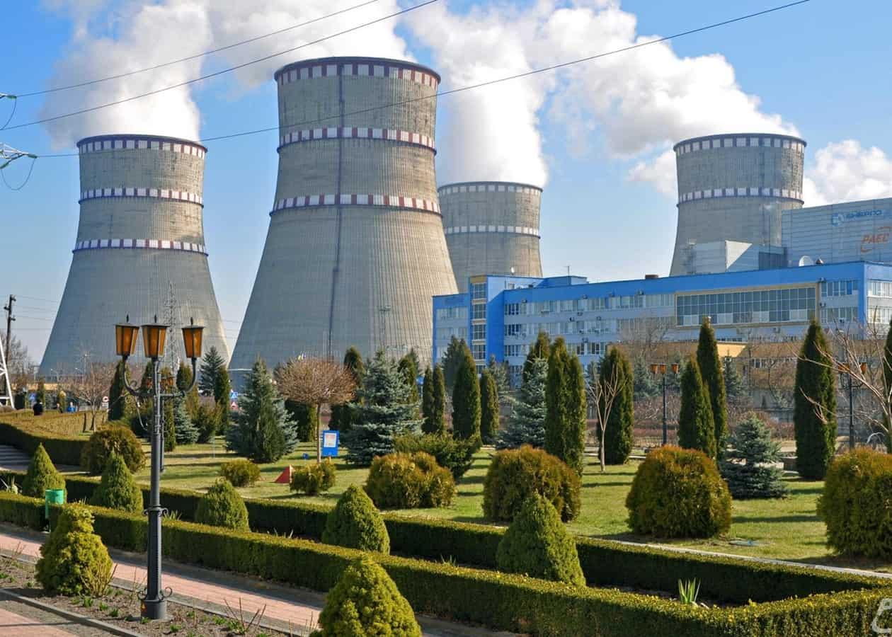 Ровенская АЭС.